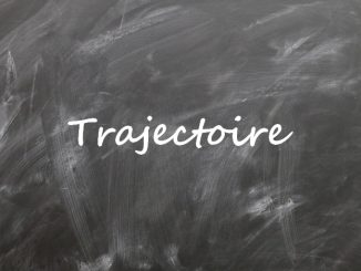 Notion de trajectoire