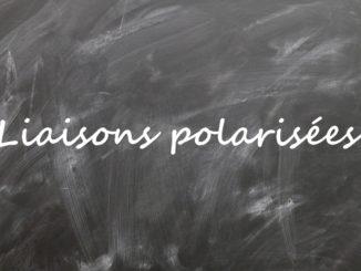 Liaisons polarisées