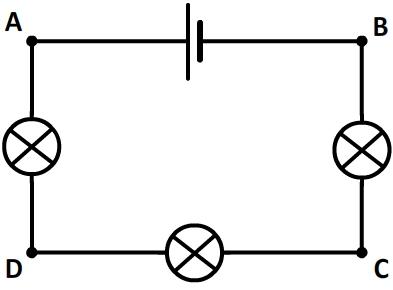 Loi des mailles dans un circuit en série