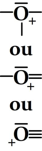 Cation polyatomique avec de l'oxygène