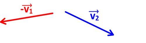 Tracer du vecteur variation de vitesse étape 2